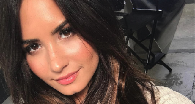 Demi Lovato Debuts Huge, New Lion Hand Tattoo