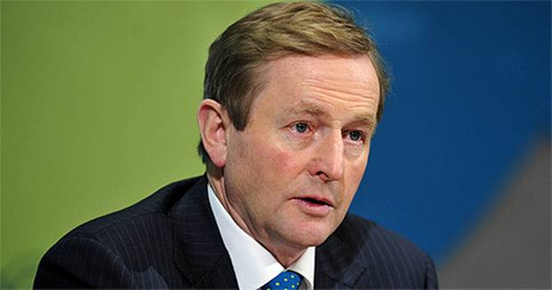 Taoiseach Enda Kenny to step down