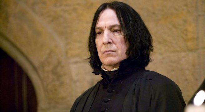 Harry Potter author JK Rowling finally apologises for killing Snape