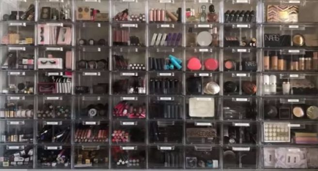 This Blogger S Cosmetic Collection Is