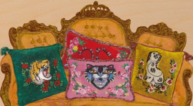 b1a04b50a11299 Gucci has a homeware line and we wish we were rich enough to buy it