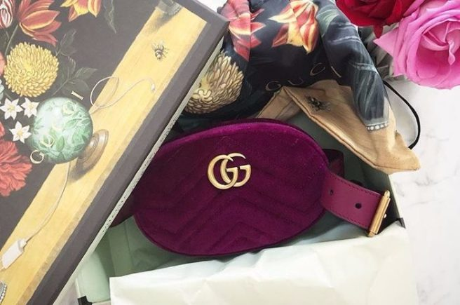 201511b62acf *Drools* This Gucci bum bag is top of our fantasy festival outfit list