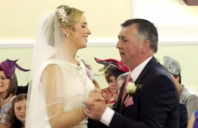 This Priest Had The Whole Wedding Party Dancing In A Galway Church