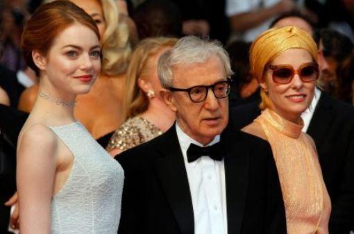 Woody Allen Target Of Underage Rape Joke At Cannes Film
