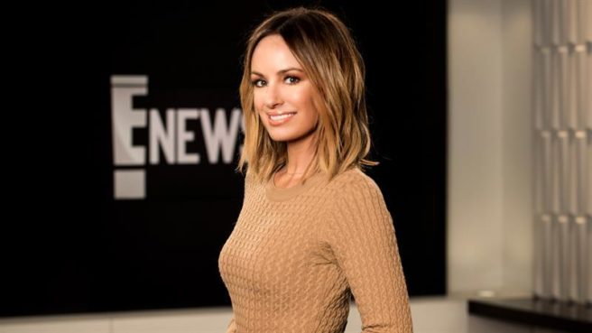 Catt Sadler blames her E! departure on a 'massive pay disparity'