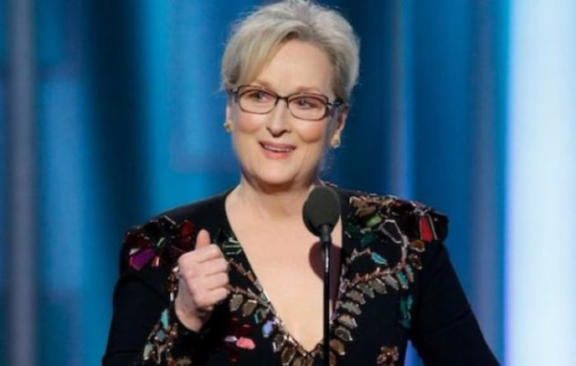 Golden Globes protest: Meryl Streep responds to Rose McGowan's accusations