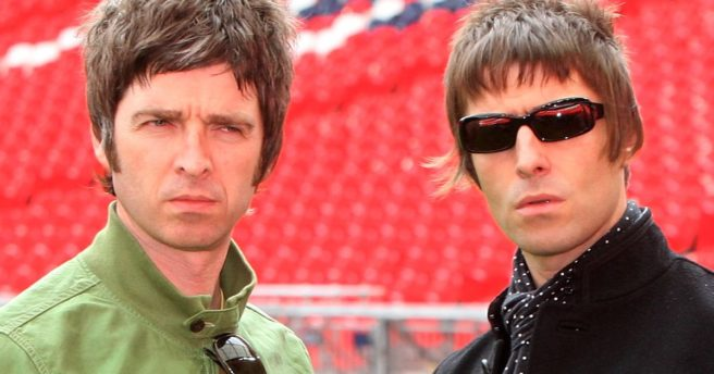 Its A Christmas Miracle.It S A Christmas Miracle Liam And Noel Gallagher Settle
