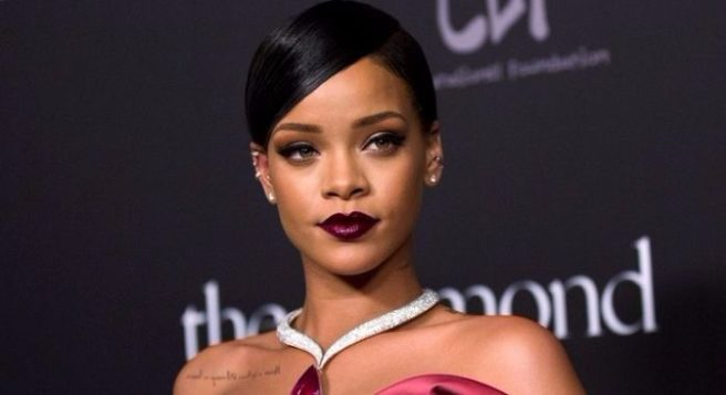 Rihanna mourns cousin's death, calls an end to gun violence