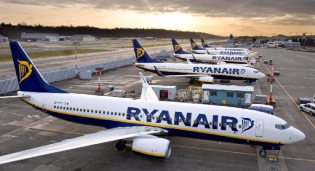 Ryanair pilots suspend planned one-day strike action