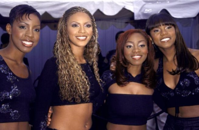 Hold Up - Is Destiny's Child Reuniting At Coachella? See Beyonce's Cryptic Hint