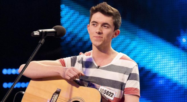 BGT finalist Ryan O'Shaughnessy to represent Ireland at Eurovision 2018