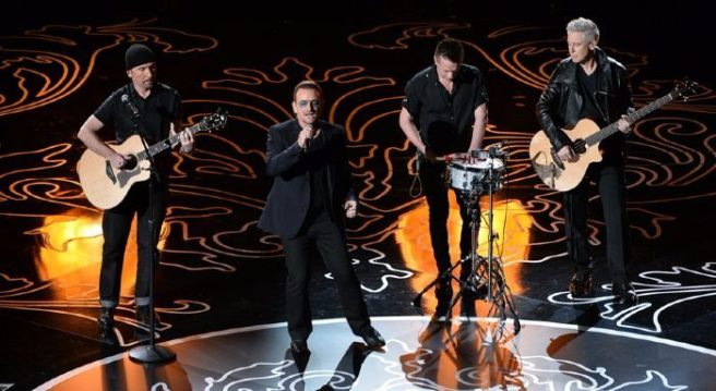 U2 announce Dublin and Belfast shows