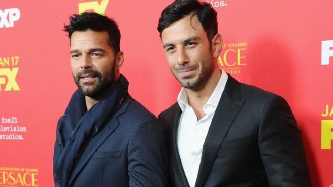 Surprise! Ricky Martin Is Already Married To Jwan Yosef