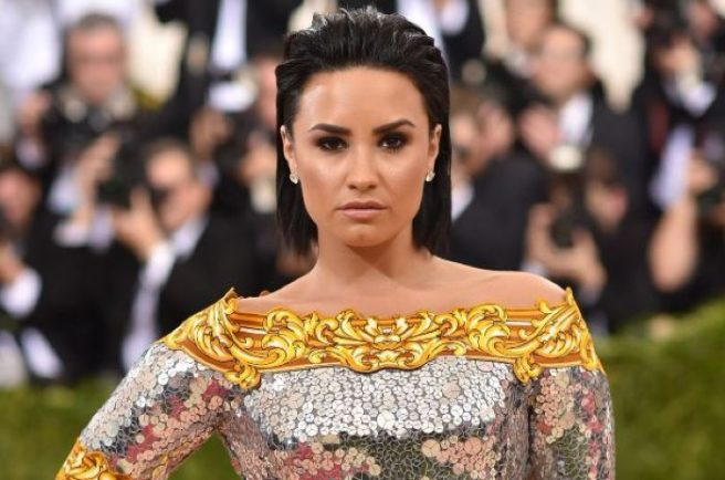 Demi Lovato Celebrates Loving Yourself in Empowering New Photo