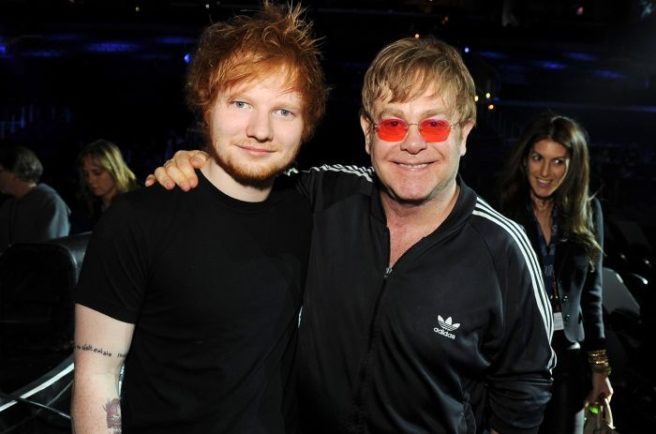 Some people aren't happy with Ed Sheeran's Grammy win