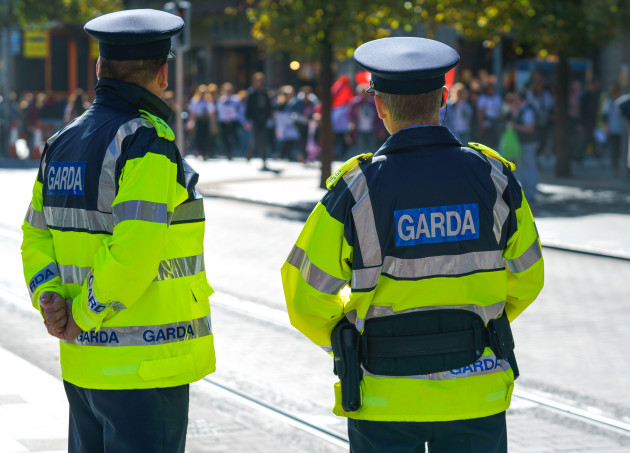 Victim of Dublin gangland shooting named as Derek Hutch