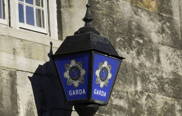 Gardai remain at the scene after shooting near National Stadium