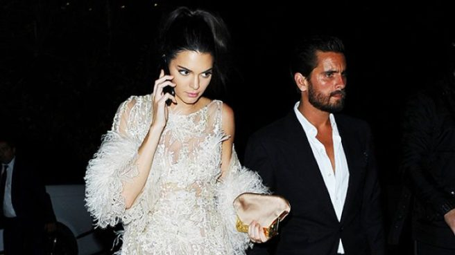 Kendall Jenner Just Roasted Scott Disick And Sofia Richie