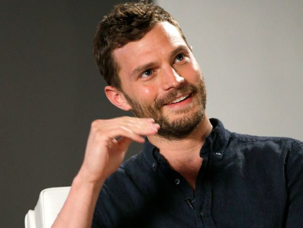 Jamie Dornan shares hilarious story about his hair down there…