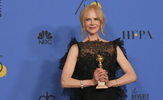 Keith Urban, Nicole Kidman Turn 2018 Golden Globes Into Date Night