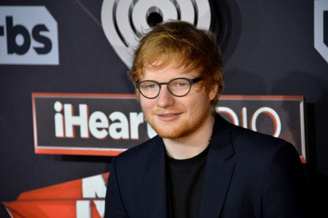 Singer Ed Sheeran announces engagement, and their 'cats are chuffed as well'