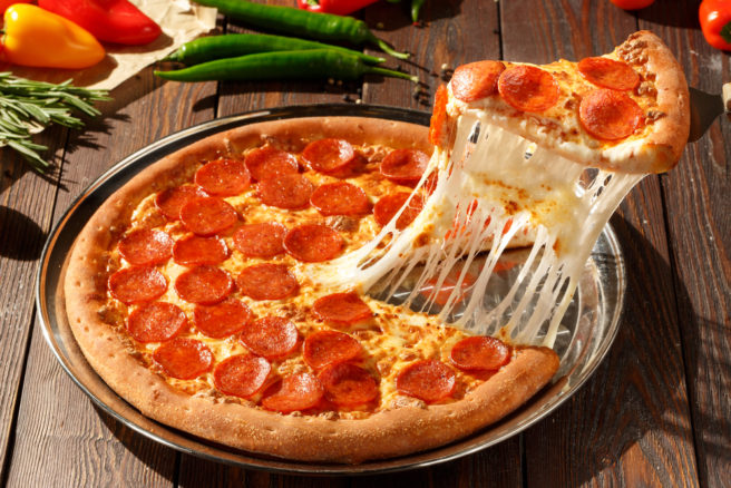 Pizza is a healthier breakfast than cereal - According to a Nutritionist