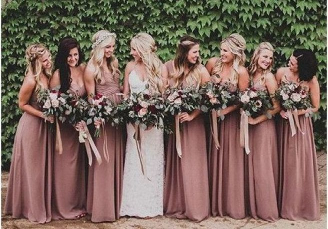 This Will Be The Most Popular Non White Wedding Dress Trend Of 2018