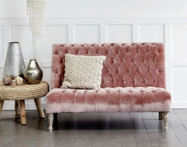 Décor dreaming: 10 pink chairs we NEED in our bedrooms right now ...