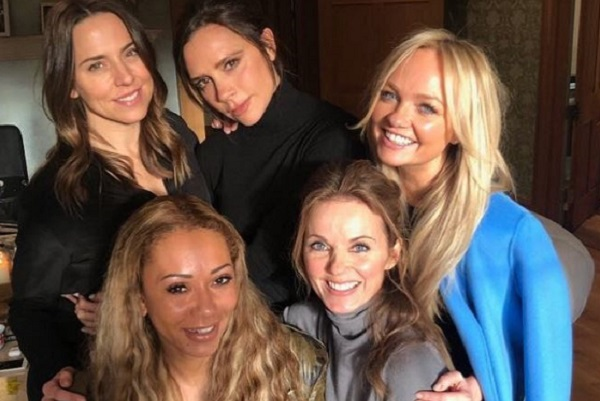 Emma Bunton Dishes On What Went Down During THAT Spice Girls Reunion!