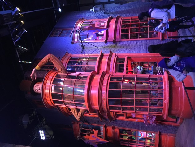 The Harry Potter Studios Tour was as magical as the book