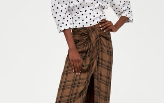 Zara are facing backlash for cultural appropriation of a