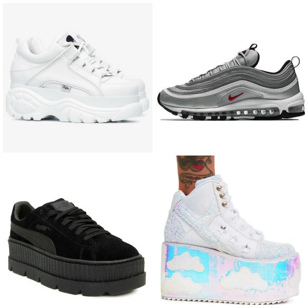 a14617956da Buffalo White 1339 Platform Sneakers €190.08