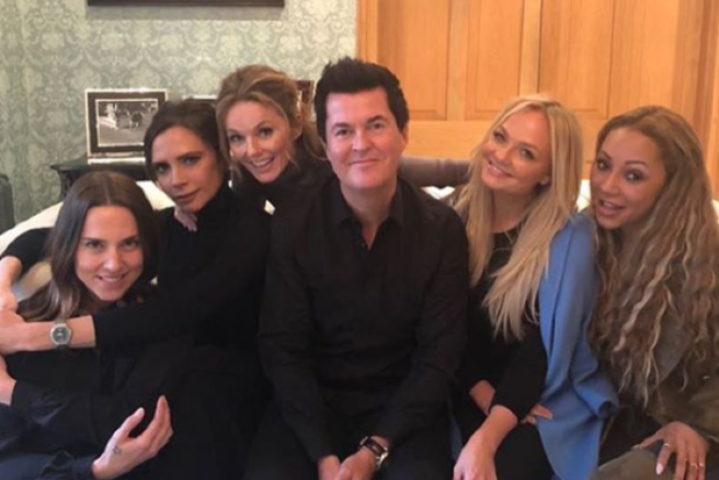 Spice Girls Hint At Reunion To