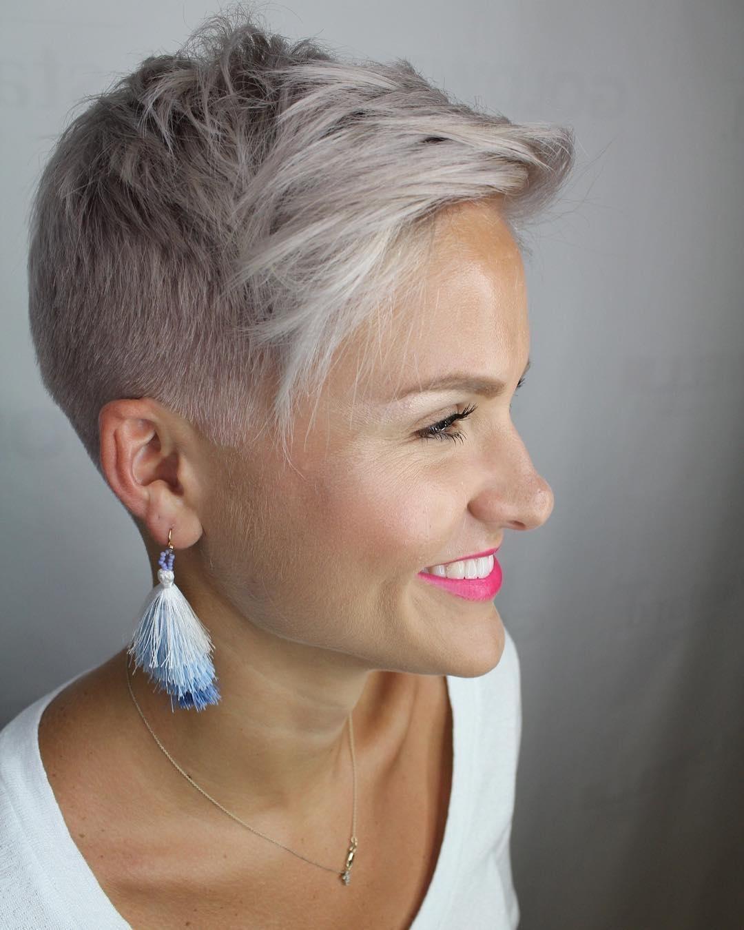 elegant fade haircut for women | shemazing!