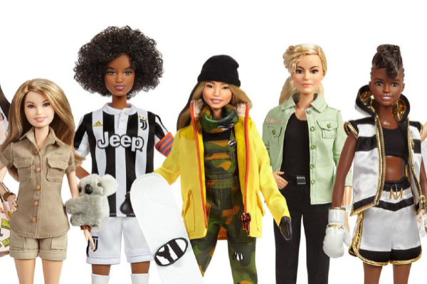 Barbie Dolls Will Now Look Like the Sheroes We Look Up To