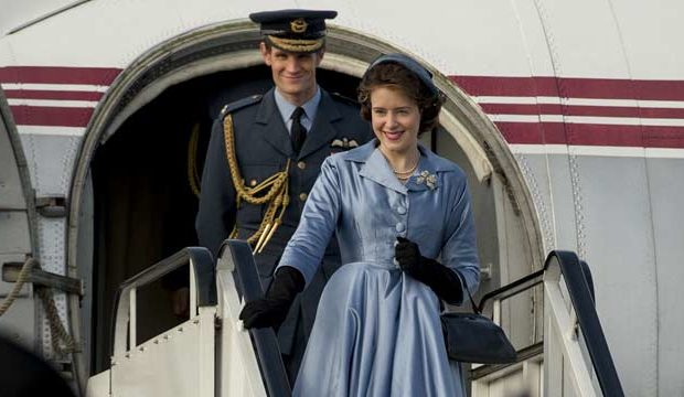 Claire Foy paid less than co-star on 'The Crown'