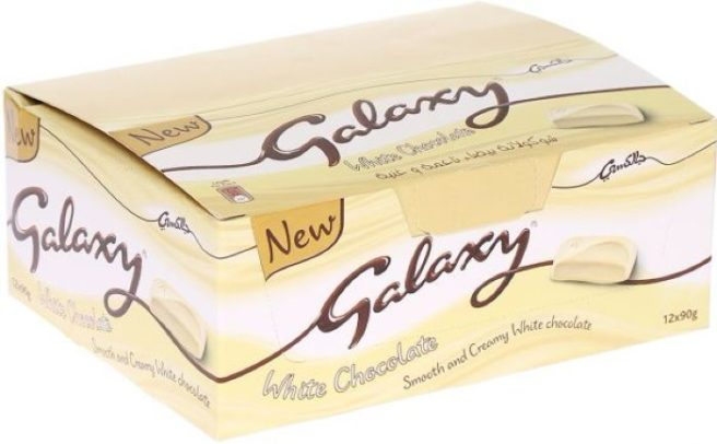 Psa White Galaxy Chocolate Exists And Our Mouths Are