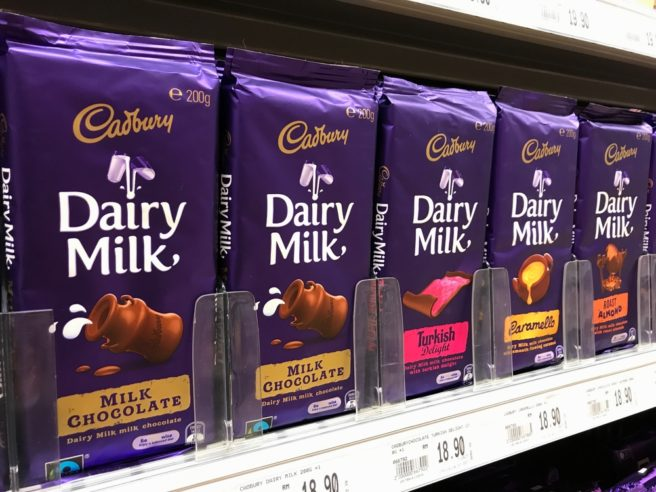 Cadbury's resumes chocolate production at Bournville plant