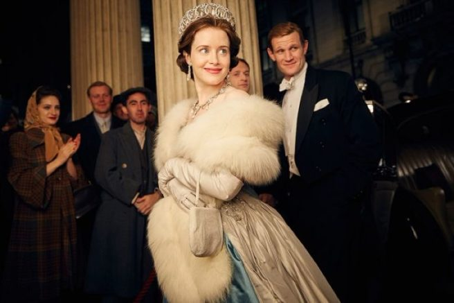 The Crown's Queen Claire Foy Reportedly Paid Less Than Co-Star Matt Smith