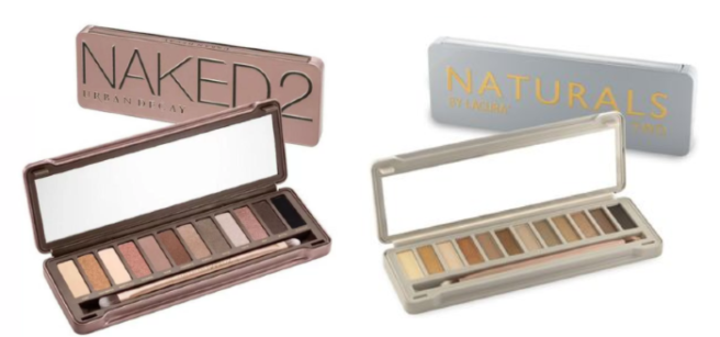 67ae8c9db19 PSA: Aldi is launching a dupe for Urban Decay's NAKED palette ...