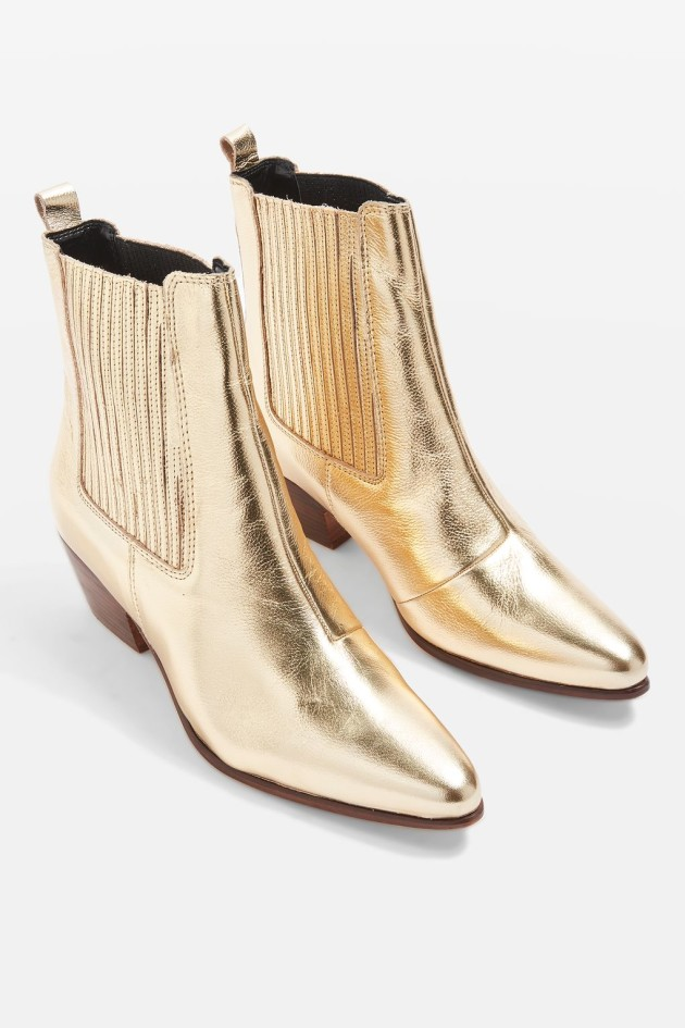2ee4c2726c10 Topshop western ankle boots €98.00