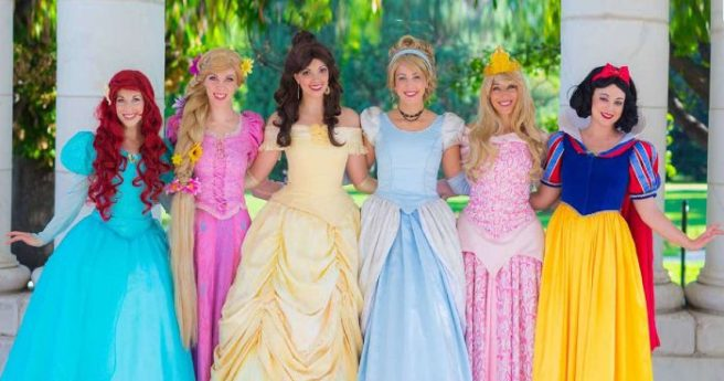 Calling All Princesses Disneyland Is Holding Dublin Auditions