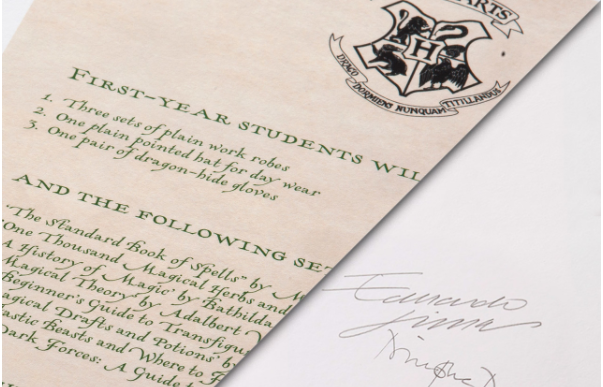 HP fans listen up! You can finally get your very own Hogwarts