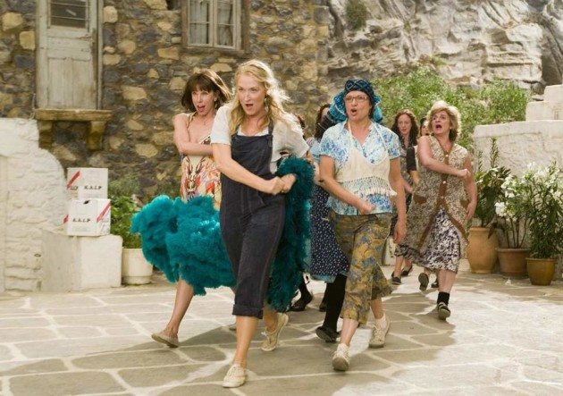 They're also screening the glorious Mamma Mia too, so get your dancing shoes on and warm up your vocal chords.