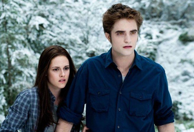 Robert Pattinson dan Kirsten Stewart