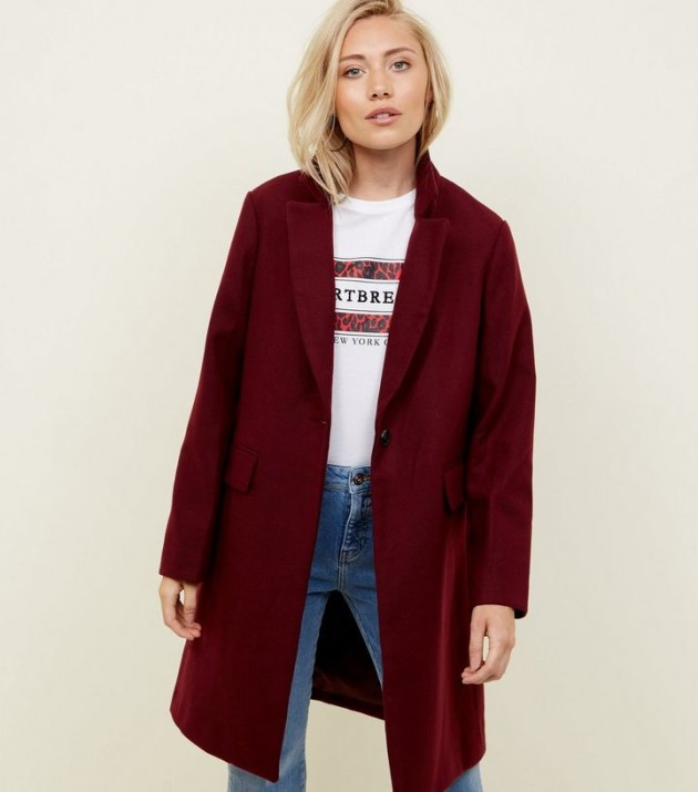 a8ffbb03e8ce It's classy and simple and burgundy is my go-to autumn colour. It's the  perfect way to add colour to your A/W wardrobe without straying away from  your ...