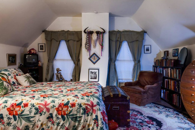 Check-in if you dare! Here are some of Airbnb's most haunted