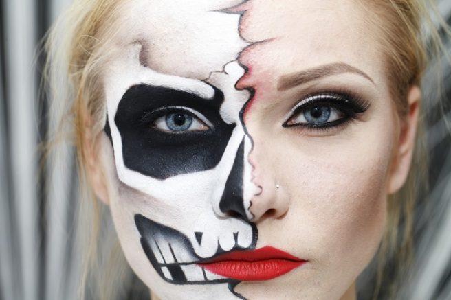 Basic Halloween Makeup Easy.Easy Last Minute Halloween Makeup Looks For Procrastinators