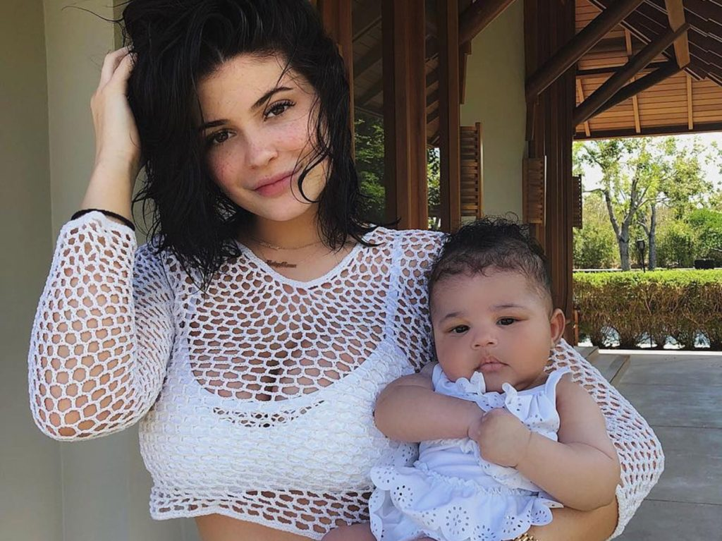 165dabb3be08 Kylie Jenner wants at least 'two more kids' with boyf Travis Scott ...