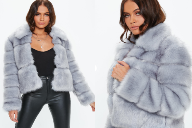 3c0bb304bf919 Faux Fur stops the BRRR: Winter's most glamorous coat is BACK ...